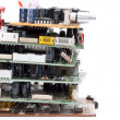Stack of electronic plate - 
