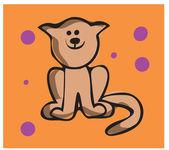狗 — 图库矢量图片