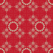 Seamless background red — Stockvektor