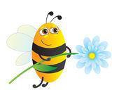 Bee — Stock Vector