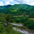 Stock Photo: River in mountains of Nicaragua
