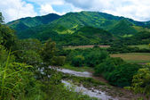River in the mountains of Nicaragua — Stock Photo