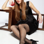 Beautiful european girl — Stock Photo #2975471