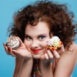 Sweet tooth — Stockfoto