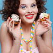 Sweet tooth — Stock Photo