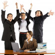 Business team — Stock Photo #3565289