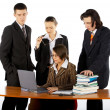 Business team — Stock Photo #3565292