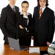 Business team — Stock Photo #3565323