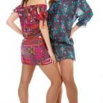 Girls in summer dresses — Stock Photo #3606611
