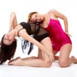 Girls in lingerie — Stock Photo #3606622