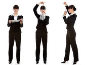 Stewardess uniform — Stock Photo