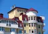 Apartment building — Stock fotografie