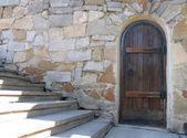Old door — Foto Stock