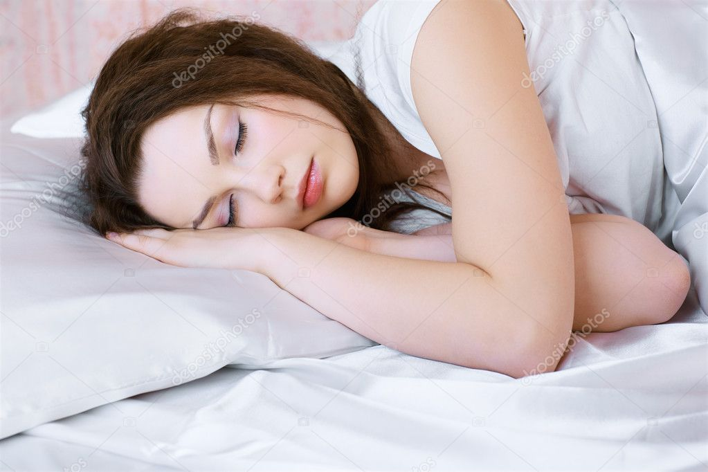 Sleeping Gorgeous Sleeping Teen 7