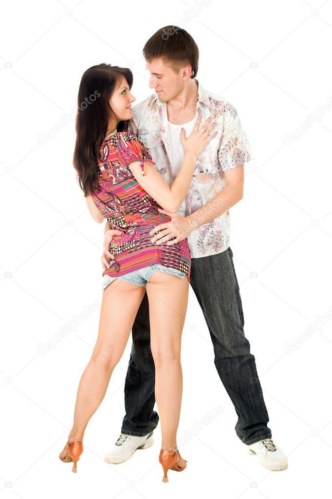 Stock Photo Dancing Couple