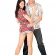 Dancing couple — Stock Photo #3047327