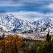 Autumn mountains — Stockfoto #3173562