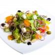 greek salad&quot — Stock Photo #3404874