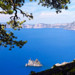 Phantom Ship, Crater Lake — Stock Photo #2717094