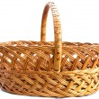 Stock Photo: Wattled basket