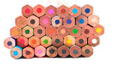 Matite colorate — Foto Stock