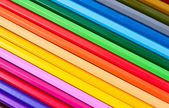 Colored pencils — Stock fotografie
