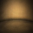 Brown wicker textured background — Stock Photo #2771384