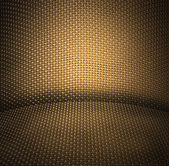 Brown wicker textured background — Stock Photo