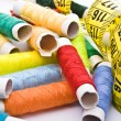 Stock Photo: Colorful thread