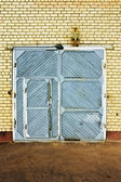 Vintage door — Stock fotografie