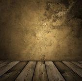 Brown vintage interior — Stock Photo