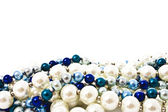 Pearl beads — Stock Photo