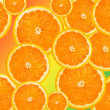 Orange background — Photo