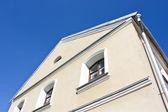 黄色いビンテージ建物 — ストック写真
