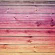 Vintage wooden wall — Photo