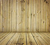 Vintage wooden wall — Stock Photo