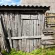Vintage shed - Stock Photo