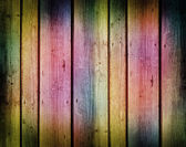 ściana drewniana — Zdjęcie stockowe