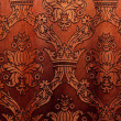 Vintage curtain — Stock Photo
