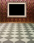 Vintage interior — Stock Photo