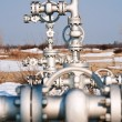 Stock Photo: Wellhead