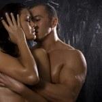 Jun Art couple interracial this