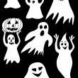 Halloween_ghost — Stock Photo
