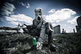 Biological weapon — Stock Photo