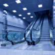 Two escalators in trade center — Stock Photo #3006316