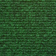 A green carpet texture - Stock Photo