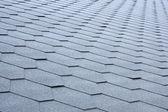 Szare płytki dachowe — Zdjęcie stockowe