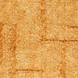 Stock Photo: Orange carpet texture