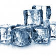 Ice cubes — Stock Photo #3696567