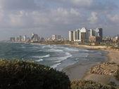 Tel Aviv view — Stock Photo